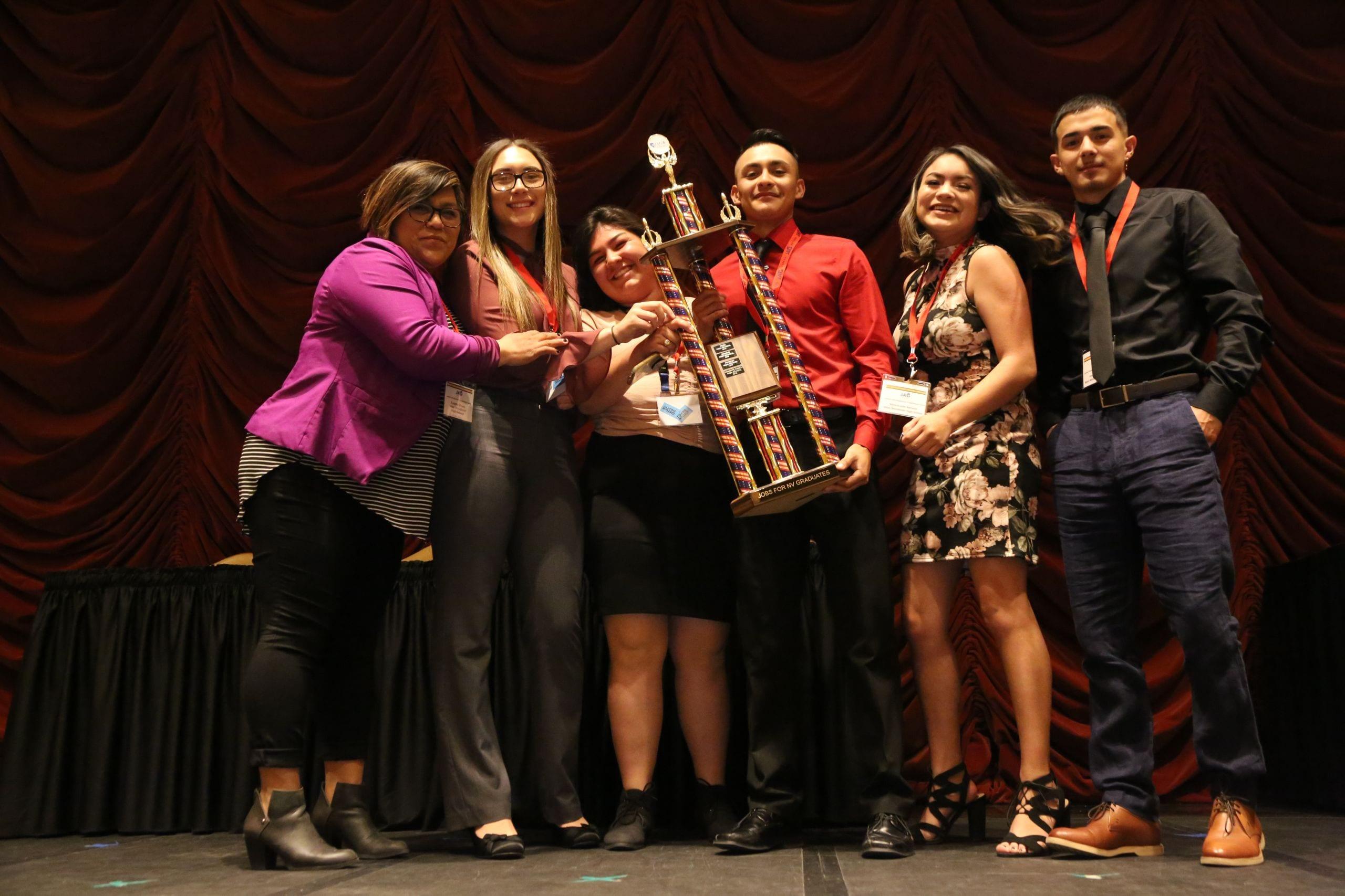 Winning Group CDC 2019